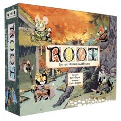 """Настільна гра """"Root"""""""