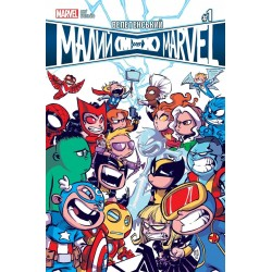 Велетенський Малий Marvel:...