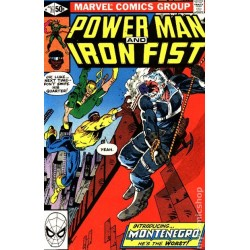 Power Man and Iron Fist...