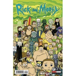 Rick and Morty (2015) 50C NM